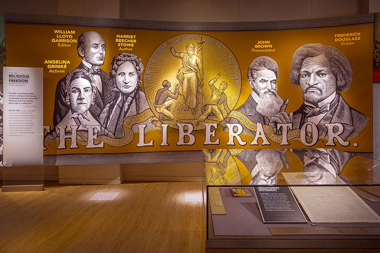 Who is the Founder of the Museum of Bible History in America