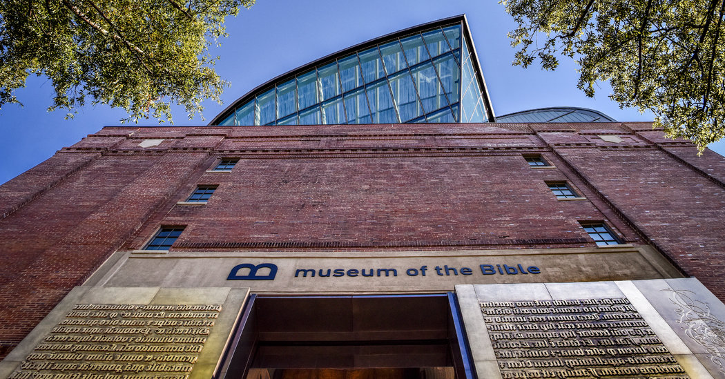 The Bible Historical Museum for Upgrading the Faith