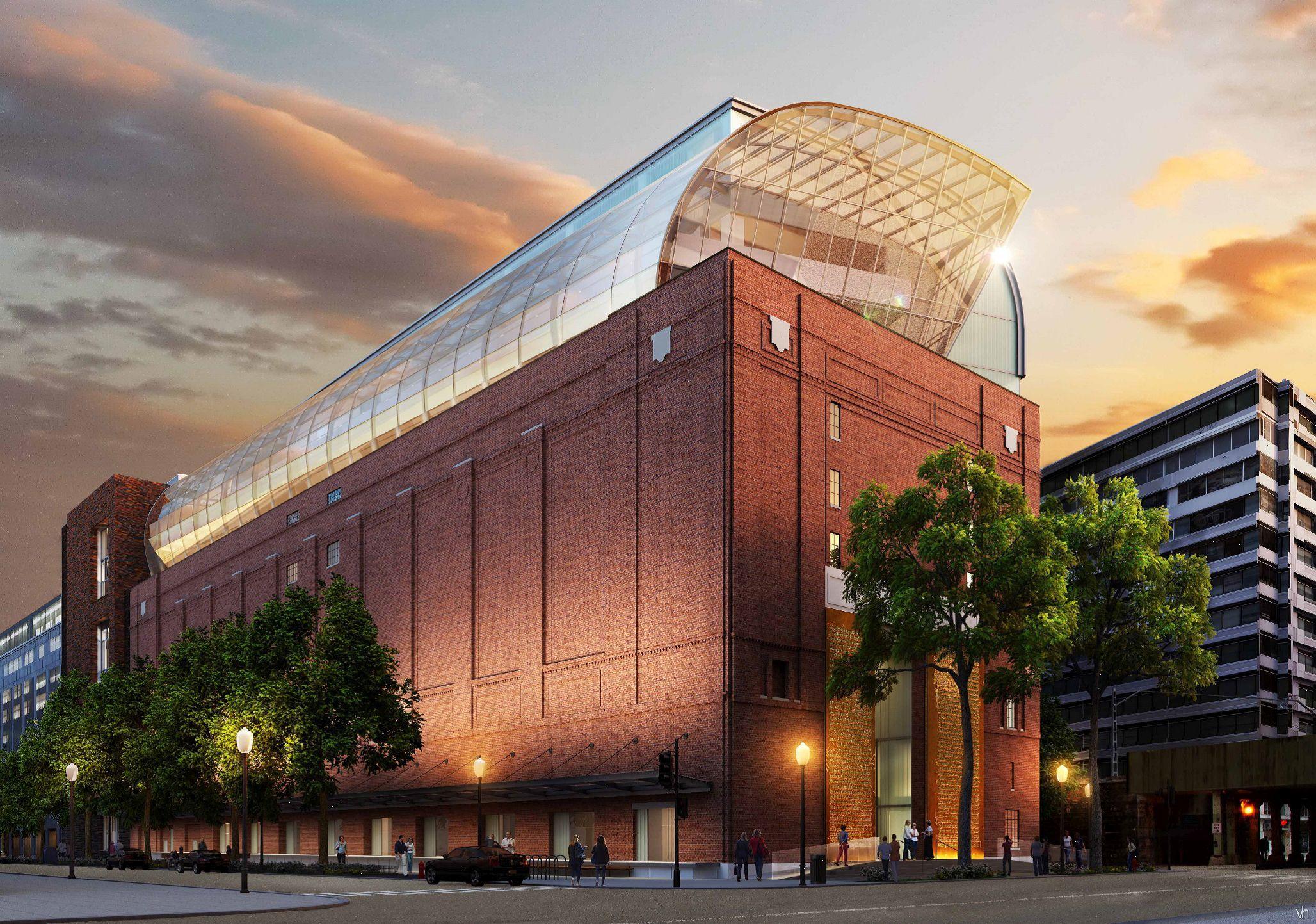 Dibukanya Museum Alkitab Washington yang merupakan Ide Bagus