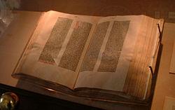Kanon Alkitab Ibrani